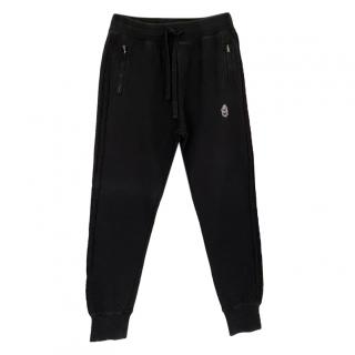 Dolce & Gabbana mens black joggers