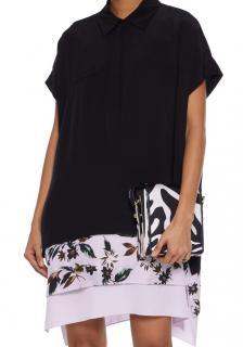 Diane Von Furstenberg Hatsu Oversize Tunic Dress