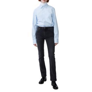 Acne Studios Bla Konst Raw Denim West Jeans