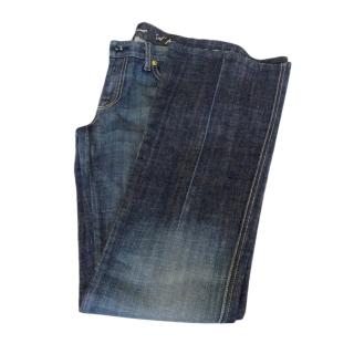 7 For All Mankind Classic Boot Cut Jeans