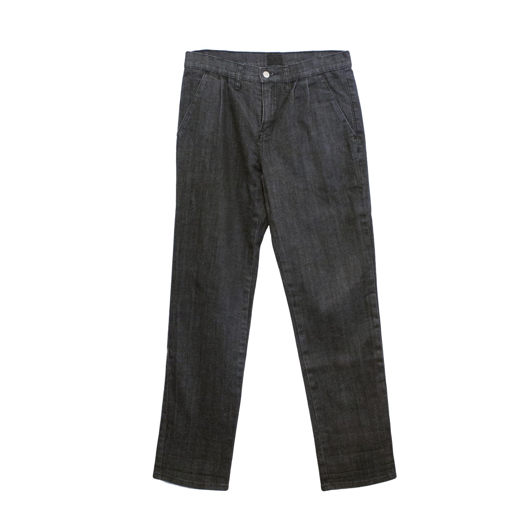 B store straight cut jeans