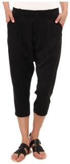 Adidas Y-3 by Yohji Yamamoto harem low rise pants