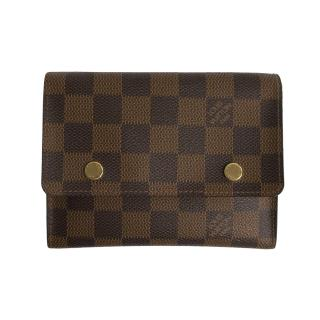 Louis Vuitton Men�s Adjustable Organiser Damier Ebene Canvas