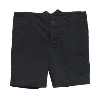 B Store navy chino shorts