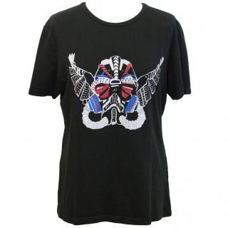 Balenciaga printed t- shirt