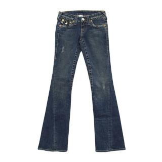 True Religion flared jeans
