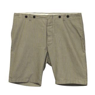 Miu Miu striped casual shorts