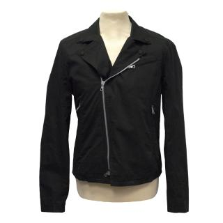 New J. Lindeberg 'Winsor' black jacket