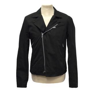 New J. Lindeberg 'Winsor' black jacket