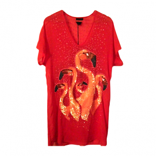 Richard Sorger short kaftan dress