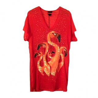 Richard Sorger short kaftan dress