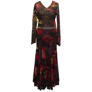 Chacok skirt set