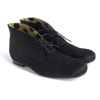 The Old Curiosity Shop 'Dickens 2' ankle boots