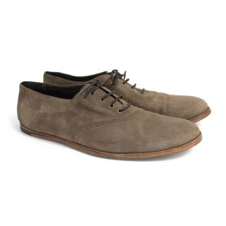 Opening Ceremony taupe brogues