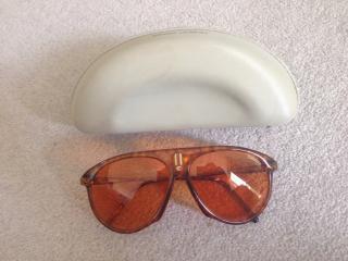 Vintage Carrera Unisex Sunglasses