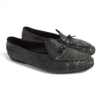 Rubinacci scaled loafers