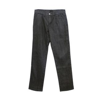 B store straight cut jeans