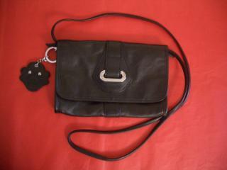 Kipling Angel Leather Shoulder Bag 13