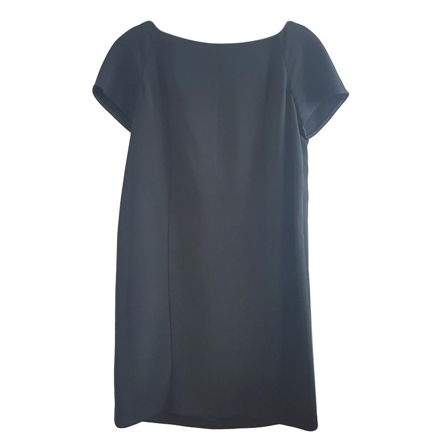 Miu Miu Black Shift Dress