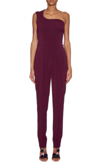 Roksanda Amos one-shoulder jumpsuit