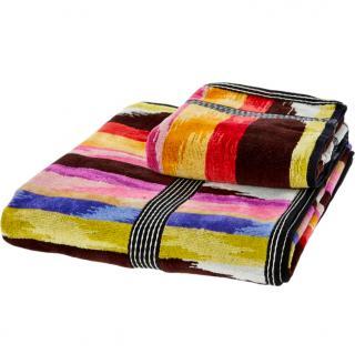 Missoni Home Multicoloured Bath & Guest Towel