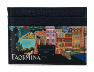 Dolce & Gabbana Mens Portofino Card Holder