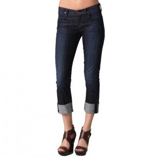 Citizens of Humanity Cropped Dani Stretch Jeans