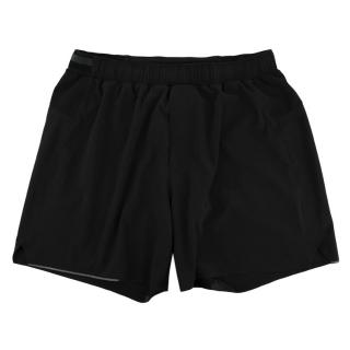 Lululemon Black Lightweight Sports Shorts