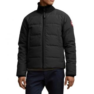 Canada Goose Black Woolford Mens Jacket - Current Season