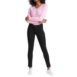 J Brand Black Vanity Skinny Jeans