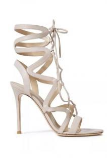 Gianvito Rossi Artemis Lace-Up Sandals