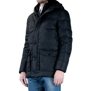 Moncler Navy Down Ludovic Jacket