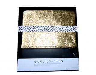 Marc Jacobs Metallic Gold Pouch