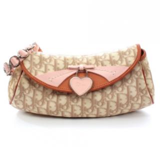 Dior Oblique Monogram Romantique Baguette Bag