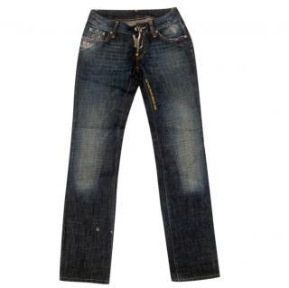 DSquared Distressed Denim Jeans