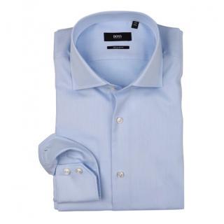 Boss Hugo Boss Pastel Blue Gerald Shirt