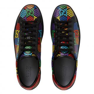 Gucci Ace Black GG Psychedelic Sneaker