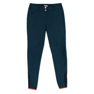 Hermes Sellier Navy Jump Riding Breeches