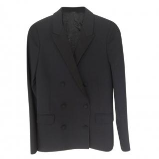 Zadig & Voltaire Navy/Black Tailored Jacket
