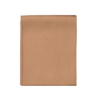 Toteme Camel Cashmere & Wool Scarf