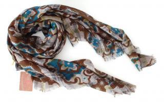 Etro Cashmere & Wool Blend Scarf