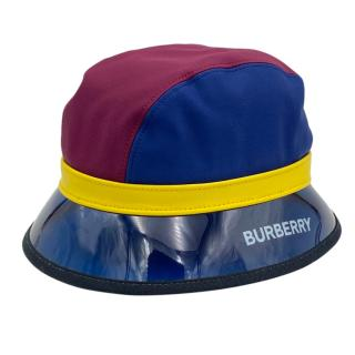 Burberry Colour Block Bucket Hat