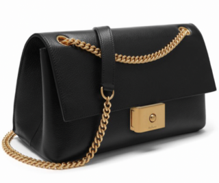Mulberry Black Cheyne Shoulder Bag