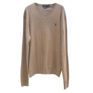Polo Ralph Lauren Fine Knit Long-Sleeve Jumper