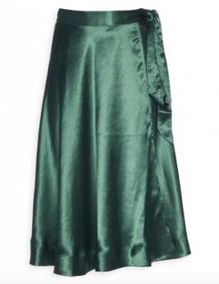 Belle rose Green Suze Amazone Skirt