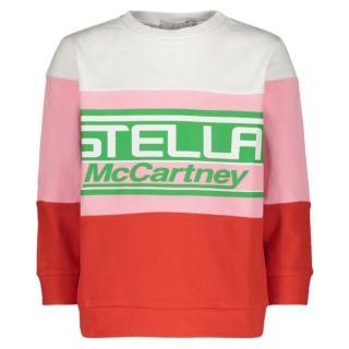 Stella McCartney girl's colour block sweatshirt