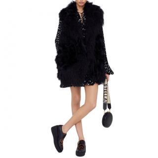 Stella McCartney Women's Aurorar Fur Free Fur Gilet