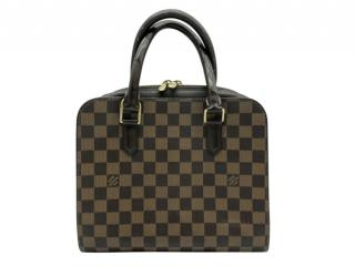 Louis Vuitton Damier Ebene Triana Tote