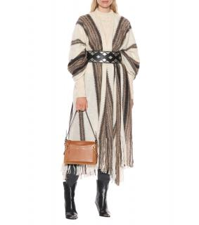 Isabel Marant Kalibo Mohair And Wool-blend Cape