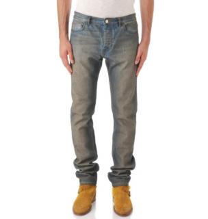IRO Blue Denim Jackson Jeans